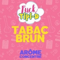 10 ml Tabac Gourmand von Fuck Tipi-D