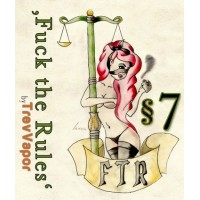Fuck the Rules Aroma 20ml No. 7