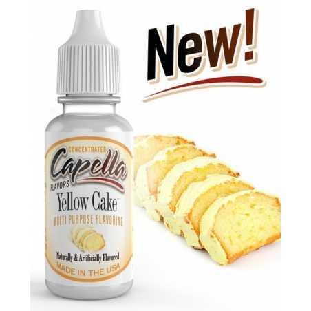 Yellow Cake - Capella Aroma 13ml
