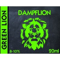 Dampflion Aroma 20ml Green Lion