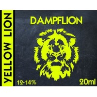 Dampflion Aroma 20ml Yellow Lion