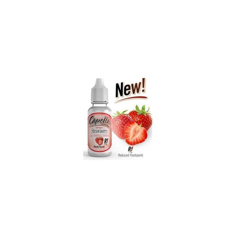 RF Sweet Strawberry - Capella Aroma 13ml