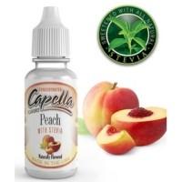 Peach mit Stevia - Capella Aroma 13ml