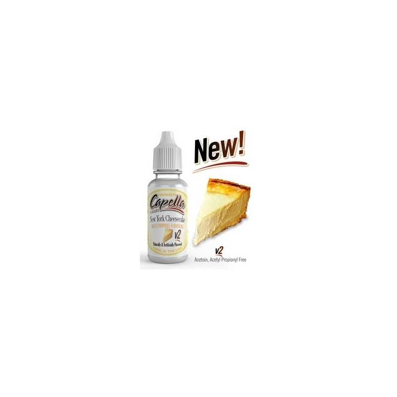 New York Cheesecake V2 - Capella Aroma 13ml