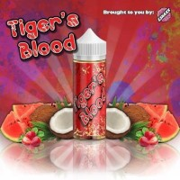 120 ml Tiger's Blood by BIG F-IN DEAL