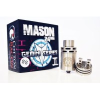 Mason Gemini Series 2 Post 24mm RDAs