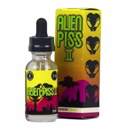 50 ml Alien Piss II von Boosted Bomb Sauce