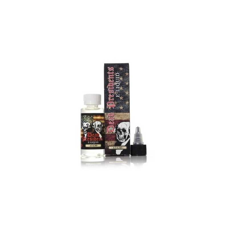 60 ml Adams by Dead Presidents E-Liquid