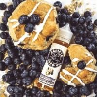 60 ml Cinnamon Glazed Blueberry Scone by Barista Brew Co