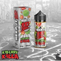 100 ml Kiberry Killa by Keep It 100