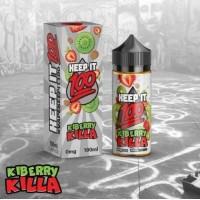 100 ml Kiberry Killa by Keep It 100