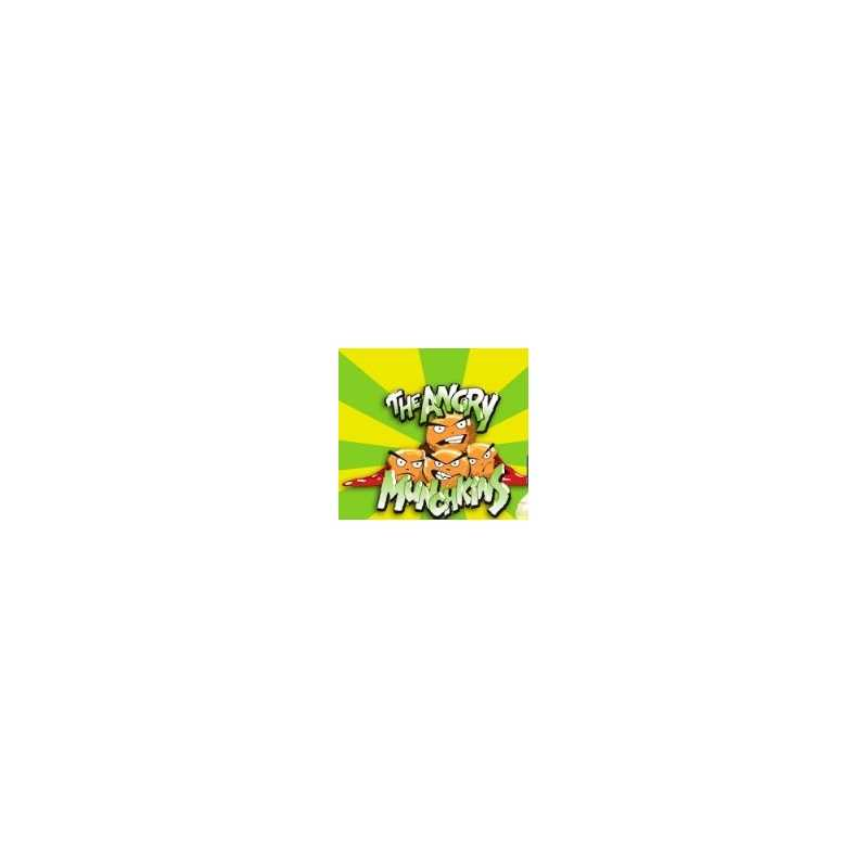 60 ml The Angry Munchkins von Food Fighter Juice