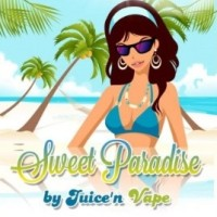 10 ml Sweet Paradies Juic'n Vape
