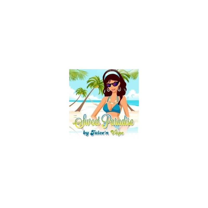 10 ml Sweet Paradies Juic'n Vape