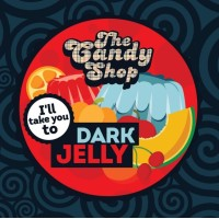 10 ml Dark Jelly The Candy Shop - Big Mouth