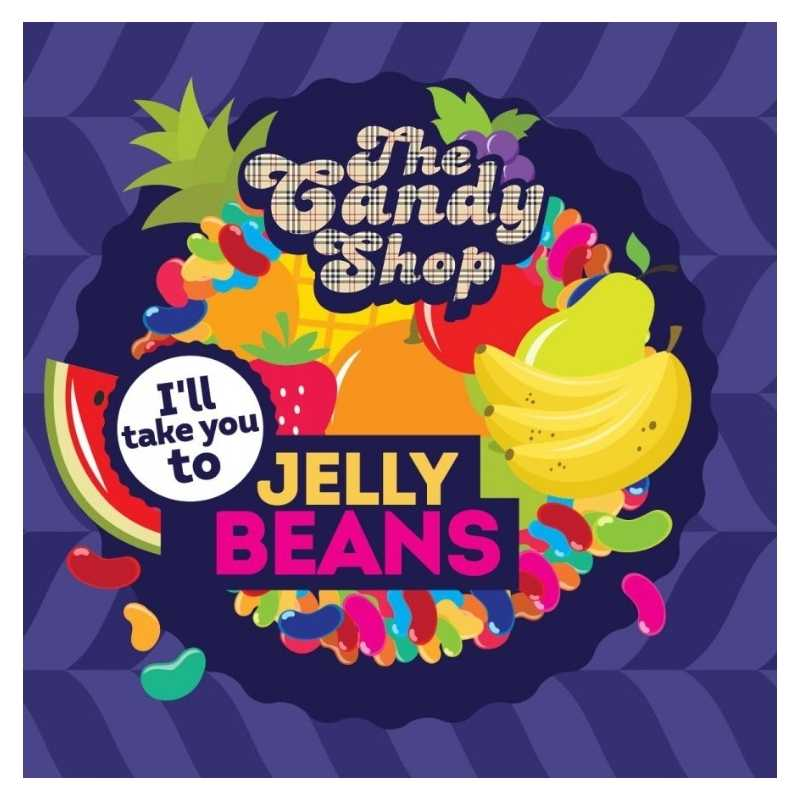 10 ml Jelly Beans The Candy Shop - Big Mouth
