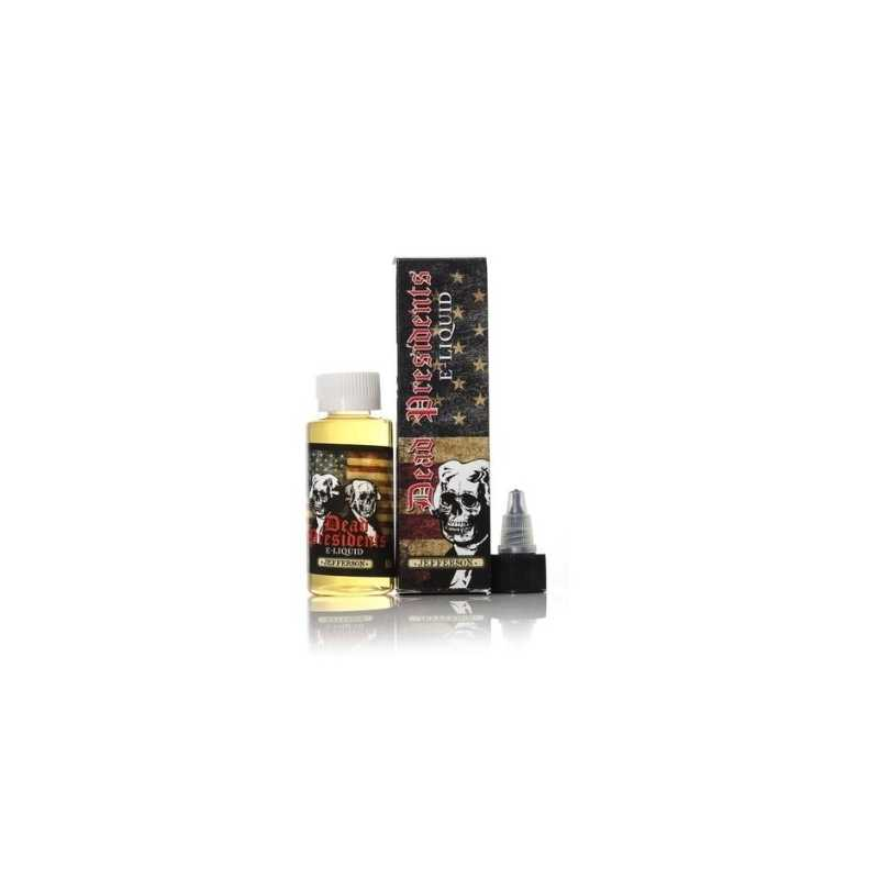 60 ml Jefferson by Dead Presidents E-Liquid
